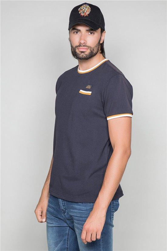 T-shirt HELLER Man W19104 (48954) - DEELUXE-SHOP