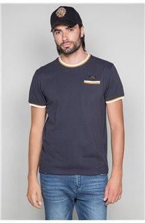 T-shirt HELLER Man W19104 (48956) - DEELUXE-SHOP