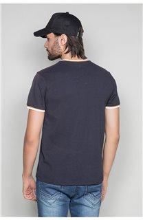 T-shirt HELLER Man W19104 (48957) - DEELUXE-SHOP