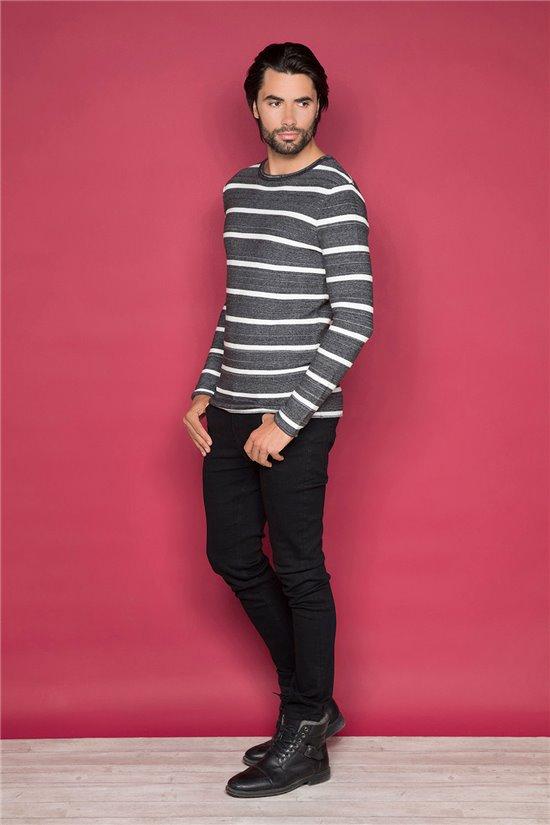 Sweater Sweater GRANITO Man W19330 (48959) - DEELUXE-SHOP