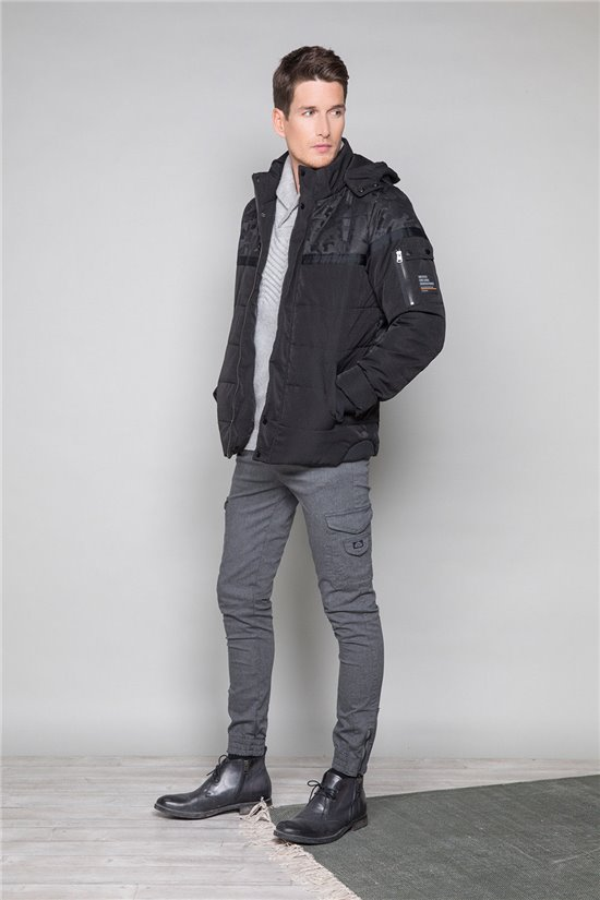Puffy Jacket Puffy Jacket DJOBI Man W19619 (48964) - DEELUXE-SHOP