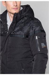 Puffy Jacket DJOBI Man W19619 (48968) - DEELUXE-SHOP
