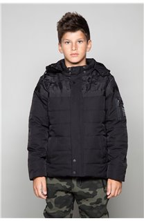 Puffy Jacket DJOBI Boy W19619B (48971) - DEELUXE-SHOP