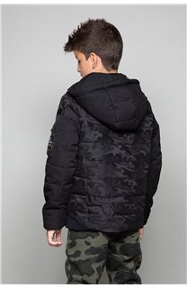 Puffy Jacket DJOBI Boy W19619B (48972) - DEELUXE-SHOP