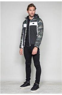 Jacket FRIZZON Man W19620 (48980) - DEELUXE-SHOP