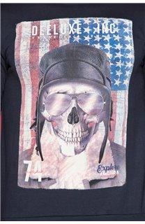 Sweatshirt ARMANDO Man W19541 (49109) - DEELUXE-SHOP