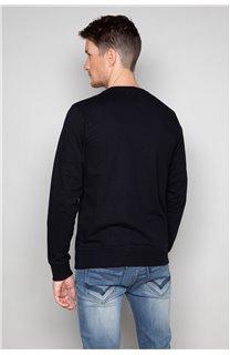 Sweatshirt ARMANDO Man W19541 (49113) - DEELUXE-SHOP