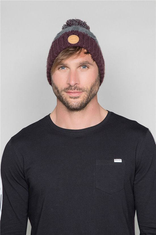 Beanie LANDY Man W19929 (49137) - DEELUXE-SHOP
