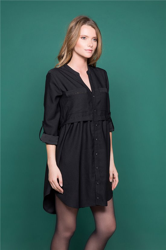 Dress Dress PRICIA Woman W19220W (49170) - DEELUXE-SHOP
