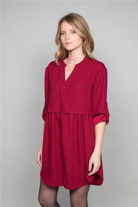 Dress Dress PRICIA Woman W19220W (49170) - DEELUXE-SHOP