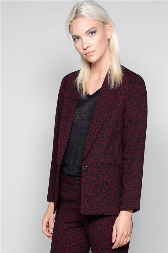 Jacket Jacket ZORA Woman W19641W (49220) - DEELUXE-SHOP
