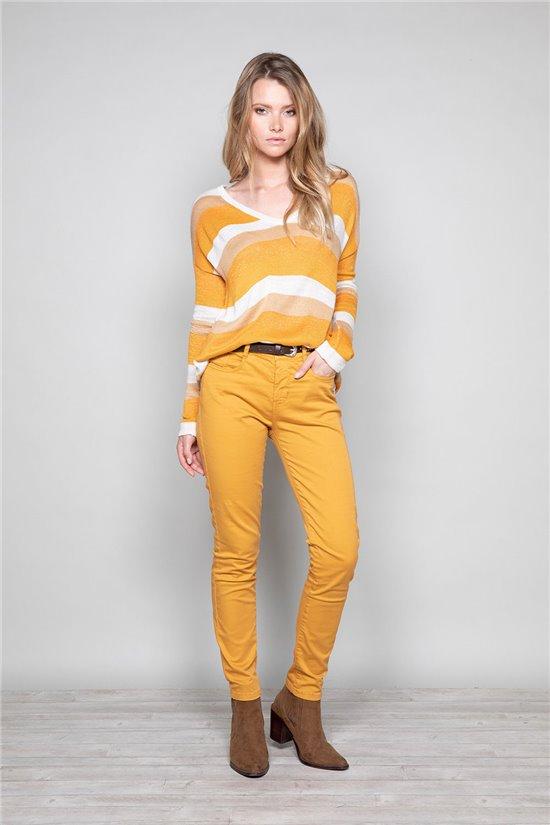 Sweater ANGIE Woman W19303W (49381) - DEELUXE-SHOP