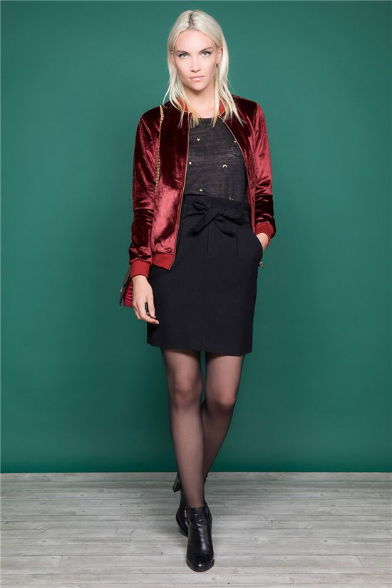 Jacket DUTY Woman W19605W (49426) - DEELUXE-SHOP