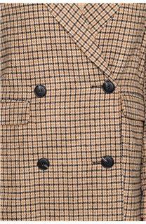 Manteau PAULETTE Woman W19634W (49450) - DEELUXE-SHOP