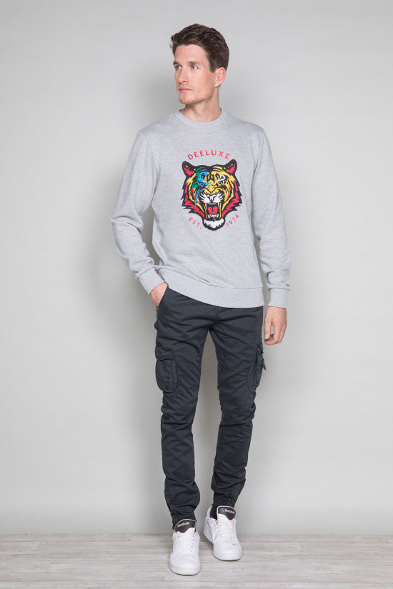 Sweatshirt ZUNI Man W19526 (49953) - DEELUXE-SHOP