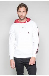 Sweatshirt LOOK Man W19533 (49545) - DEELUXE-SHOP