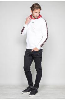 Sweatshirt LOOK Man W19533 (49546) - DEELUXE-SHOP