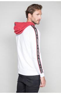 Sweatshirt LOOK Man W19533 (49548) - DEELUXE-SHOP