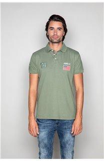 Polo shirt Polo shirt DRISKY Man S19231 (49755) - DEELUXE-SHOP