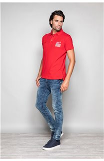 Polo shirt Polo shirt DRISKY Man S19231 (49758) - DEELUXE-SHOP
