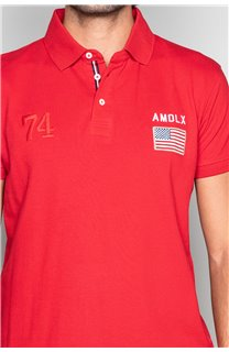Polo shirt Polo shirt DRISKY Man S19231 (49761) - DEELUXE-SHOP