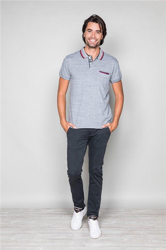 Polo shirt DITMAS Man W19210 (49828) - DEELUXE-SHOP