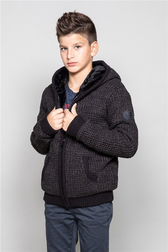 Gilet Gilet GREATFUL Boy W19354B (49843) - DEELUXE-SHOP