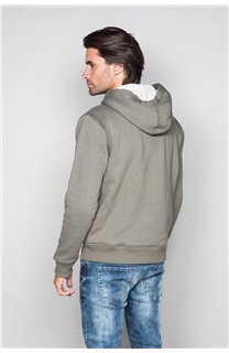 Sweatshirt CHILLING Man W19523 (49906) - DEELUXE-SHOP