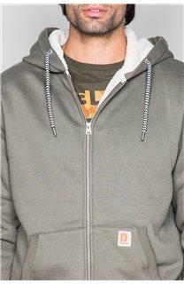 Sweatshirt CHILLING Man W19523 (49907) - DEELUXE-SHOP