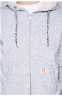 Sweatshirt CHILLING Man W19523 (49912) - DEELUXE-SHOP