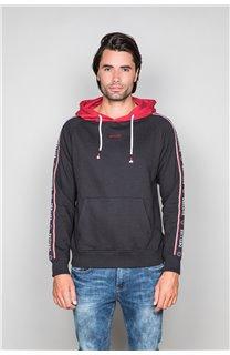 Sweatshirt LOOK Man W19533 (49980) - DEELUXE-SHOP