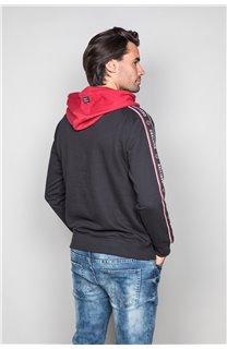 Sweatshirt LOOK Man W19533 (49981) - DEELUXE-SHOP