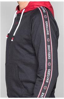 Sweatshirt LOOK Man W19533 (49982) - DEELUXE-SHOP