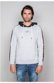 Sweatshirt LOOK Man W19533 (49985) - DEELUXE-SHOP