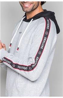 Sweatshirt LOOK Man W19533 (49987) - DEELUXE-SHOP