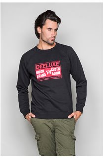 Sweatshirt RONALDO Man W19538 (50008) - DEELUXE-SHOP