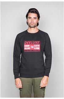 Sweatshirt RONALDO Man W19538 (50010) - DEELUXE-SHOP