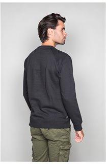 Sweatshirt RONALDO Man W19538 (50011) - DEELUXE-SHOP