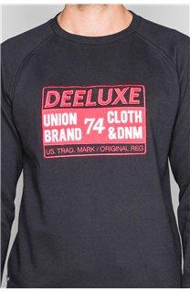 Sweatshirt RONALDO Man W19538 (50012) - DEELUXE-SHOP