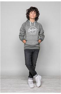 Sweatshirt TRENTON Boy W19547B (50024) - DEELUXE-SHOP