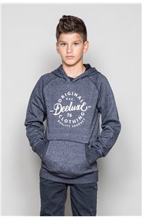 Sweatshirt TRENTON Boy W19547B (50028) - DEELUXE-SHOP