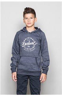 Sweatshirt TRENTON Boy W19547B (50030) - DEELUXE-SHOP