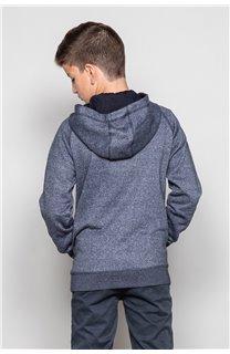 Sweatshirt TRENTON Boy W19547B (50031) - DEELUXE-SHOP