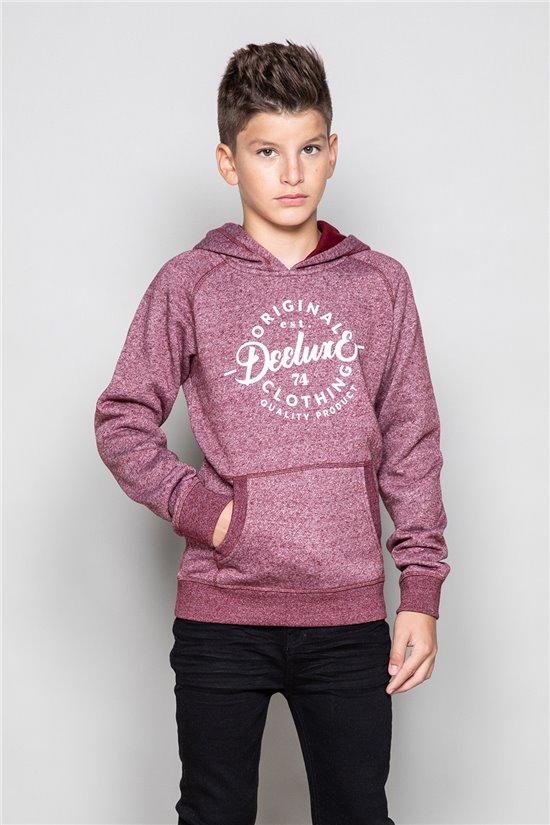 Sweatshirt TRENTON Boy W19547B (50033) - DEELUXE-SHOP