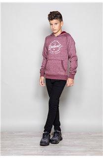 Sweatshirt TRENTON Boy W19547B (50034) - DEELUXE-SHOP