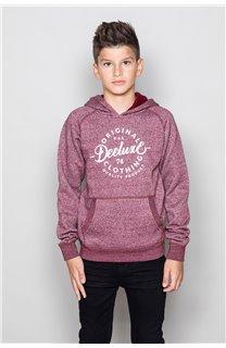 Sweatshirt TRENTON Boy W19547B (50035) - DEELUXE-SHOP