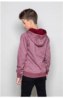 Sweatshirt TRENTON Boy W19547B (50036) - DEELUXE-SHOP