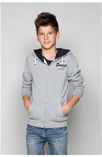 Sweatshirt OSKARI Boy W19551B (50053) - DEELUXE-SHOP