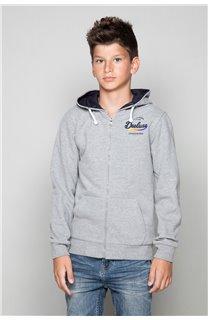 Sweatshirt OSKARI Boy W19551B (50055) - DEELUXE-SHOP