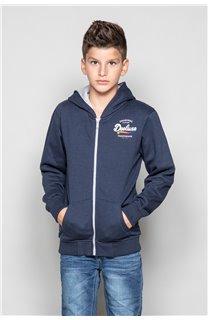 Sweatshirt OSKARI Boy W19551B (50058) - DEELUXE-SHOP